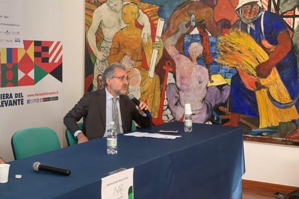 Dott. Luigi Trotta Dirigente Dipartimento Agricoltura Sviluppo Rurale e Ambientale (1)